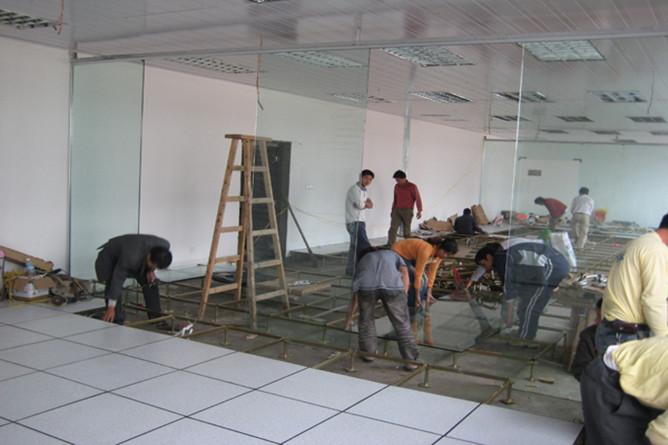 合肥办公室装修施工图