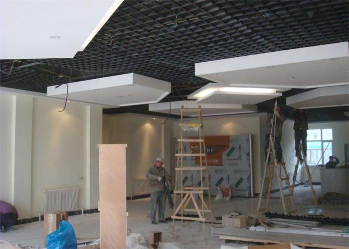 合肥展厅装修施工图
