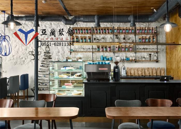 合肥咖啡厅装修效果图