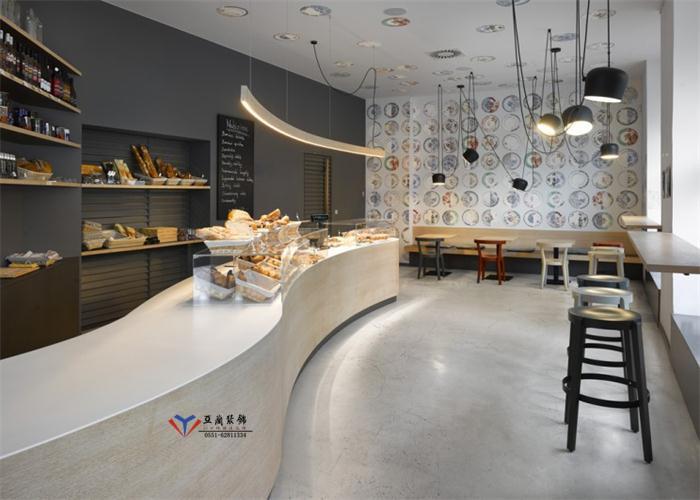 厅装修设计在等着你合肥咖啡厅装修链接: http