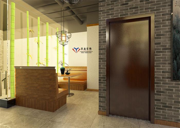 2014年3月11日,刘先生通过朋友介绍联系上我们,邀我们为其准备经营的火锅店进行室内的设计与装修,公司随即成立了以付工为首的项目团队并与刘先生确定了项目量房时间。   2014年3月12日,付工带领团队到现场并在刘先生的陪同下进行了测量,并且在现场就布局、设计、材料等进行了说明。    量房回来后,经过与刘先生的沟通,在对其火锅店文化和对火锅店气氛的憧憬的充分了解的基础上,付工就开始了紧张的设计工作。   2014年3月26日,经过十多天的工作后,付工将火锅店装修平面图呈交给刘先生,并且给刘先生具体
