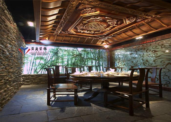 合肥龙虾主题餐厅装修