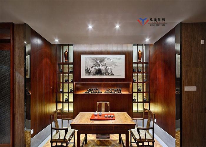 精品案例 餐饮空间作品    餐厅共设有5间包厢,1间书画室和3间茶室.