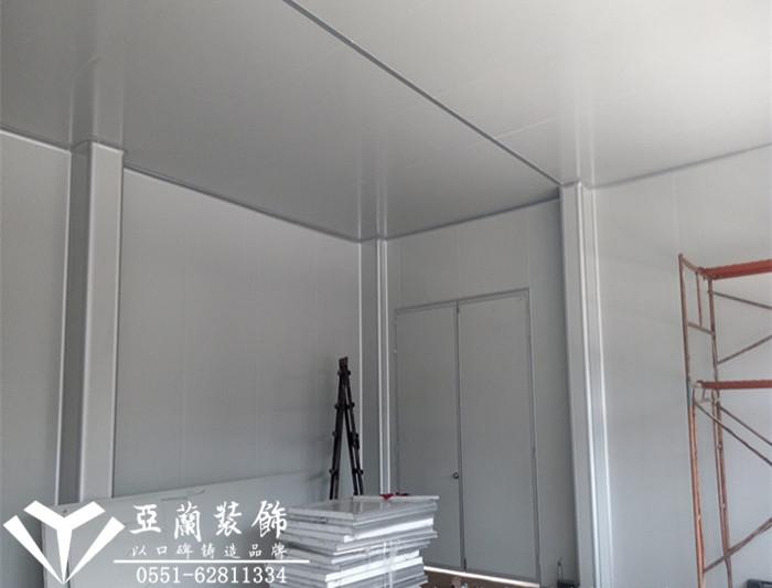 hefei厂房装修图片zhan示