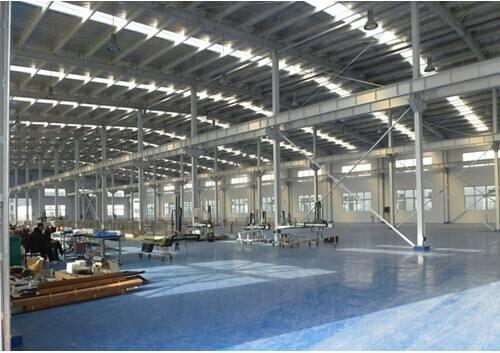 合肥厂房装修仓库如何设计装修能过消防